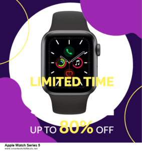 5 Best Apple Watch Series 5 Black Friday Deals [Up to 30% Discount] | 2020