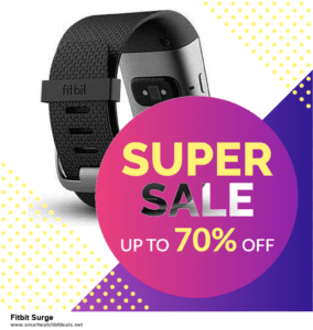 Top 11 Fitbit Surge Black Friday Deals [2020] | Huge Discount
