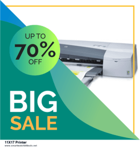 Top 11 Black Friday and Cyber Monday 11X17 Printer 2020 Deals Massive Discount