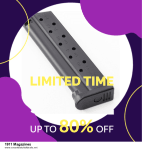 5 Best 1911 Magazines Black Friday 2020 and Cyber Monday Deals & Sales