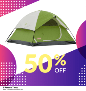 13 Exclusive Black Friday and Cyber Monday 3 Person Tents Deals 2020