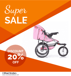 10 Best Black Friday 2020 and Cyber Monday  3 Wheel Strollers Deals | 40% OFF