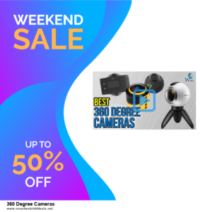 13 Best Black Friday and Cyber Monday 2020 360 Degree Cameras Deals [Up to 50% OFF]