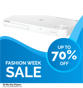 9 Best Black Friday and Cyber Monday 3D Blu Ray Players Deals 2020 [Up to 40% OFF]