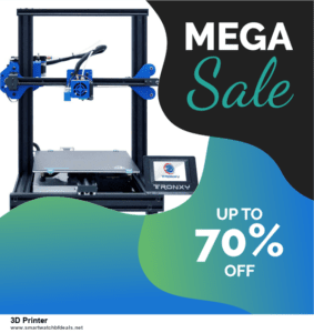 Grab 10 Best Black Friday and Cyber Monday 3D Printer Deals & Sales