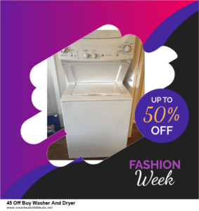 Top 5 Black Friday and Cyber Monday 45 Off Buy Washer And Dryer Deals 2020 Buy Now