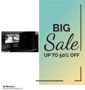 10 Best Black Friday 2021 and Cyber Monday  4K Monitors Deals | 40% OFF