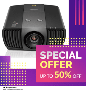 Top 5 Black Friday 2020 and Cyber Monday 4K Projectors Deals [Grab Now]