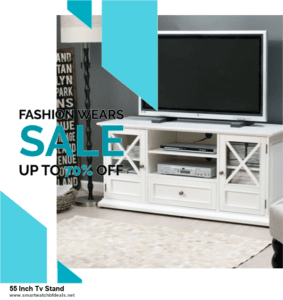 List of 6 55 Inch Tv Stand Black Friday 2020 and Cyber MondayDeals [Extra 50% Discount]