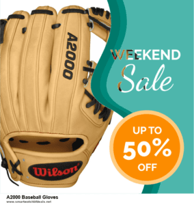 Top 5 Black Friday and Cyber Monday A2000 Baseball Gloves Deals 2020 Buy Now