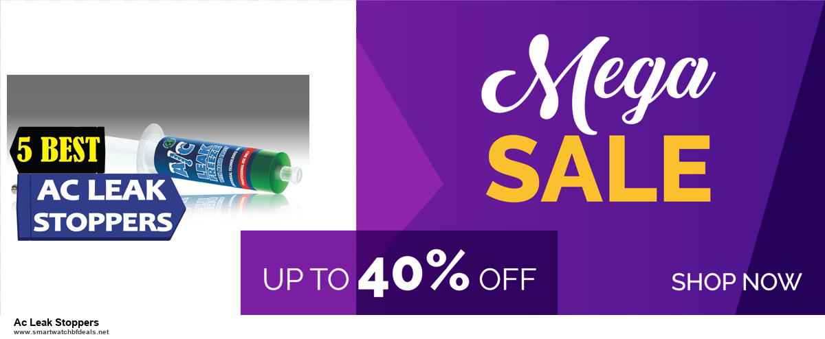 7 Best Ac Leak Stoppers Black Friday 2020 and Cyber Monday Deals [Up to 30% Discount]