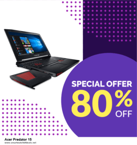 5 Best Acer Predator 15 Black Friday 2020 and Cyber Monday Deals & Sales