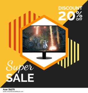 13 Exclusive Black Friday and Cyber Monday Acer Sb270 Deals 2020