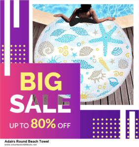 Top 5 Black Friday and Cyber Monday Adairs Round Beach Towel Deals 2020 Buy Now
