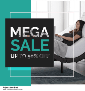9 Best Black Friday and Cyber Monday Adjustable Bed Deals 2020 [Up to 40% OFF]
