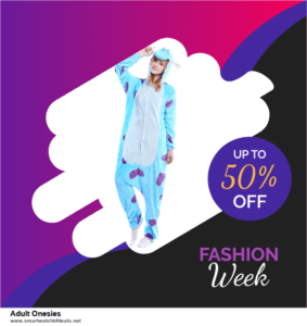 Top 10 Adult Onesies Black Friday 2020 and Cyber Monday Deals