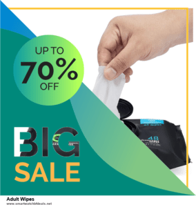 10 Best Adult Wipes Black Friday 2020 and Cyber Monday Deals Discount Coupons