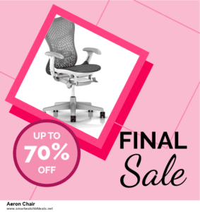 9 Best Black Friday and Cyber Monday Aeron Chair Deals 2020 [Up to 40% OFF]