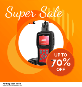13 Best Black Friday and Cyber Monday 2021 Air Bag Scan Tools Deals [Up to 50% OFF]