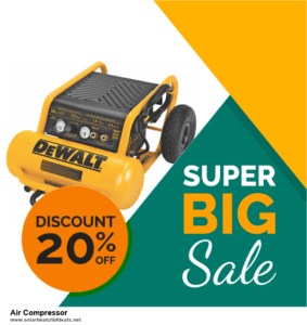 Top 5 Black Friday 2020 and Cyber Monday Air Compressor Deals [Grab Now]