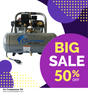 List of 10 Best Black Friday and Cyber Monday Air Compressor Oil Deals 2020