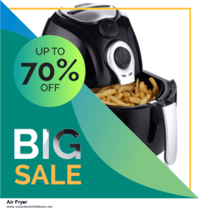 Top 11 Black Friday and Cyber Monday Air Fryer 2020 Deals Massive Discount