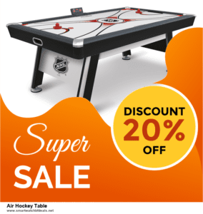 List of 6 Air Hockey Table Black Friday 2020 and Cyber MondayDeals [Extra 50% Discount]