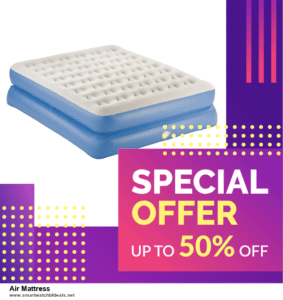 7 Best Air Mattress Black Friday 2020 and Cyber Monday Deals [Up to 30% Discount]