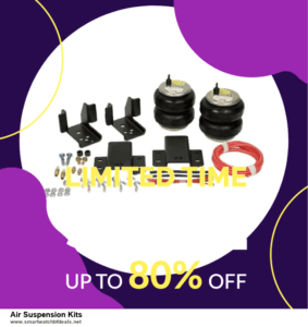 Top 5 Black Friday and Cyber Monday Air Suspension Kits Deals 2021 Buy Now