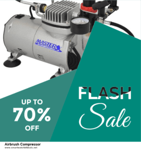 10 Best Airbrush Compressor Black Friday 2020 and Cyber Monday Deals Discount Coupons
