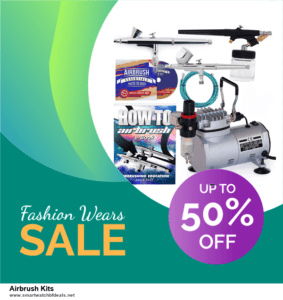 5 Best Airbrush Kits Black Friday 2020 and Cyber Monday Deals & Sales