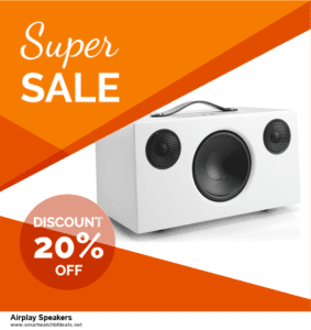 10 Best Black Friday 2020 and Cyber Monday  Airplay Speakers Deals | 40% OFF