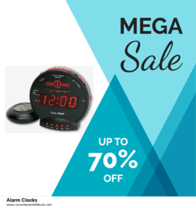 9 Best Alarm Clocks Black Friday 2020 and Cyber Monday Deals Sales