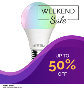 13 Exclusive Black Friday and Cyber Monday Alexa Bulbs Deals 2020