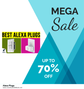 7 Best Alexa Plugs Black Friday 2020 and Cyber Monday Deals [Up to 30% Discount]