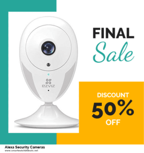 10 Best Black Friday 2020 and Cyber Monday  Alexa Security Cameras Deals | 40% OFF