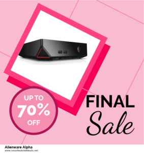 Top 5 Black Friday and Cyber Monday Alienware Alpha Deals 2020 Buy Now