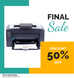 9 Best All In One Printer Black Friday 2020 and Cyber Monday Deals Sales