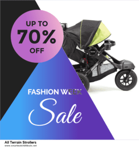 Grab 10 Best Black Friday and Cyber Monday All Terrain Strollers Deals & Sales