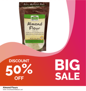 Top 5 Black Friday 2020 and Cyber Monday Almond Flours Deals [Grab Now]