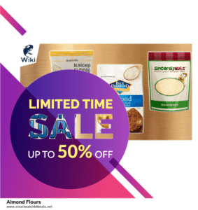 Top 5 Black Friday 2021 and Cyber Monday Almond Flours Deals [Grab Now]