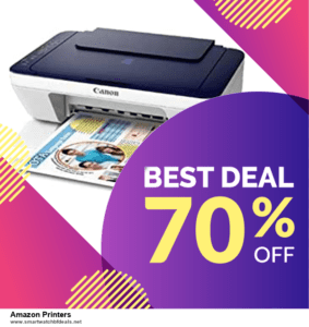 List of 6 Amazon Printers Black Friday 2020 and Cyber MondayDeals [Extra 50% Discount]
