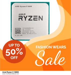 List of 6 Amd Ryzen 5 1600X Black Friday 2020 and Cyber MondayDeals [Extra 50% Discount]