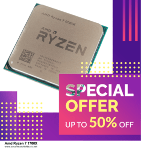 List of 10 Best Black Friday and Cyber Monday Amd Ryzen 7 1700X Deals 2020