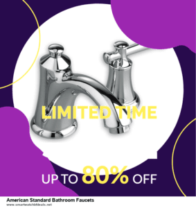 10 Best Black Friday 2020 and Cyber Monday  American Standard Bathroom Faucets Deals | 40% OFF