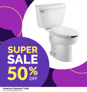 7 Best American Standard Toilet Black Friday 2020 and Cyber Monday Deals [Up to 30% Discount]