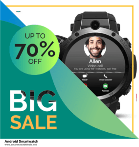 Top 11 Black Friday and Cyber Monday Android Smartwatch 2020 Deals Massive Discount