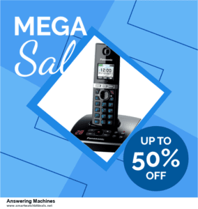 9 Best Answering Machines Black Friday 2021 and Cyber Monday Deals Sales