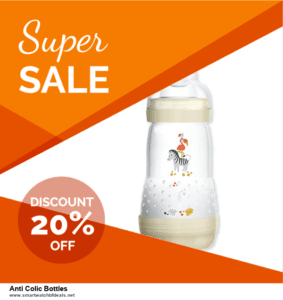 9 Best Black Friday and Cyber Monday Anti Colic Bottles Deals 2020 [Up to 40% OFF]