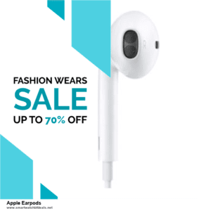 List of 6 Apple Earpods Black Friday 2020 and Cyber MondayDeals [Extra 50% Discount]